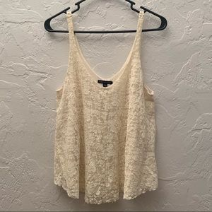 AE Lace Tank Top